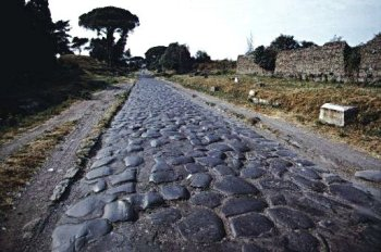 Pictures of the Roman Roads - Old Roman Road PNG