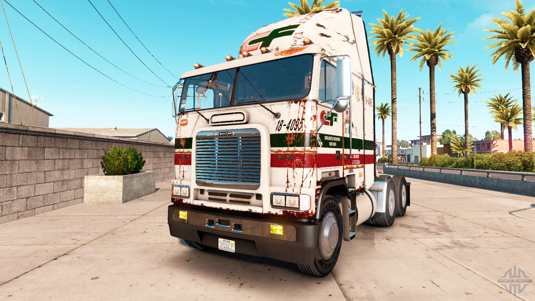 ATS Trucks - Old Truck PNG HD