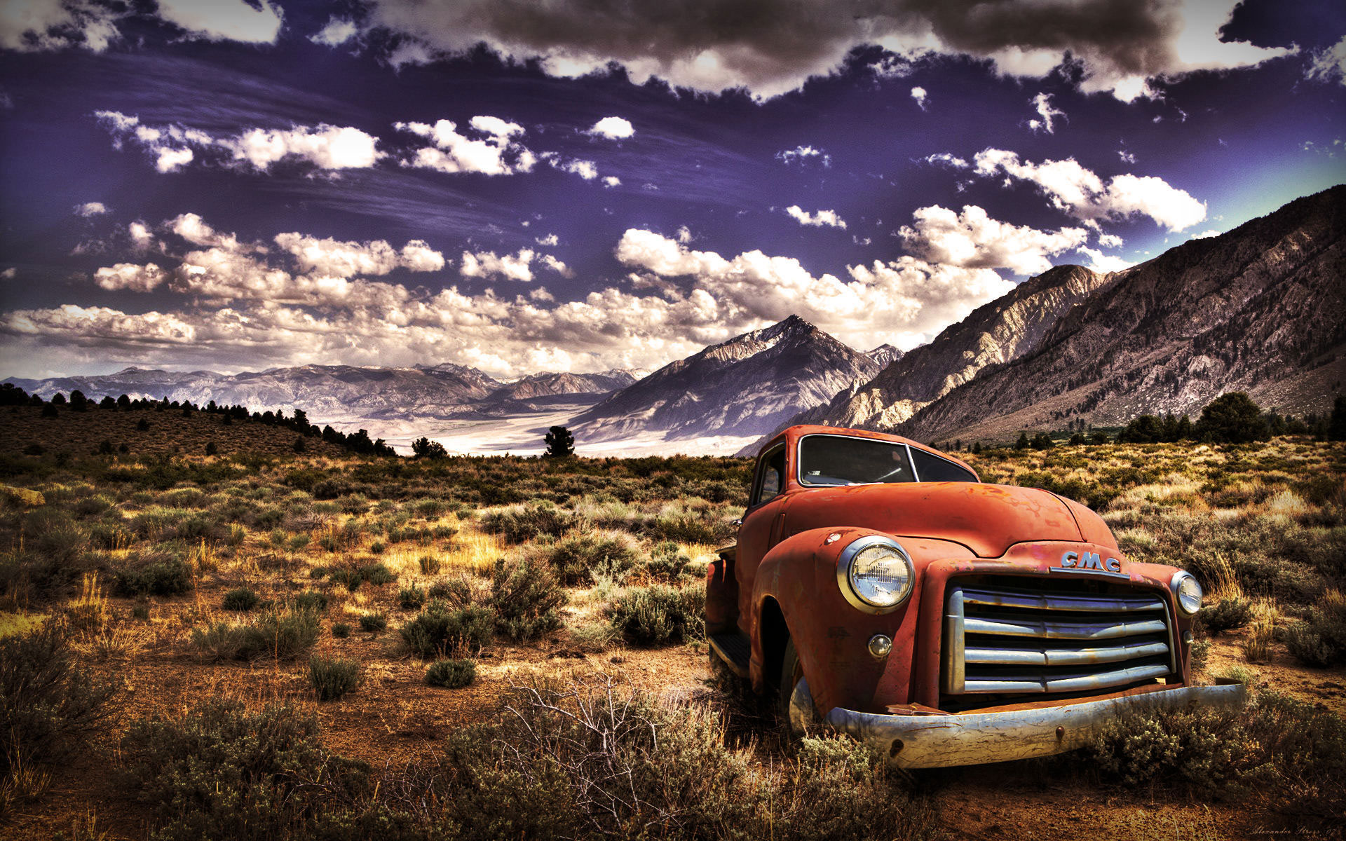 Old HD Wallpapers - Old Truck PNG HD