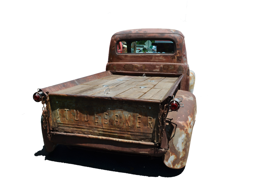 Old Truck PNG HD