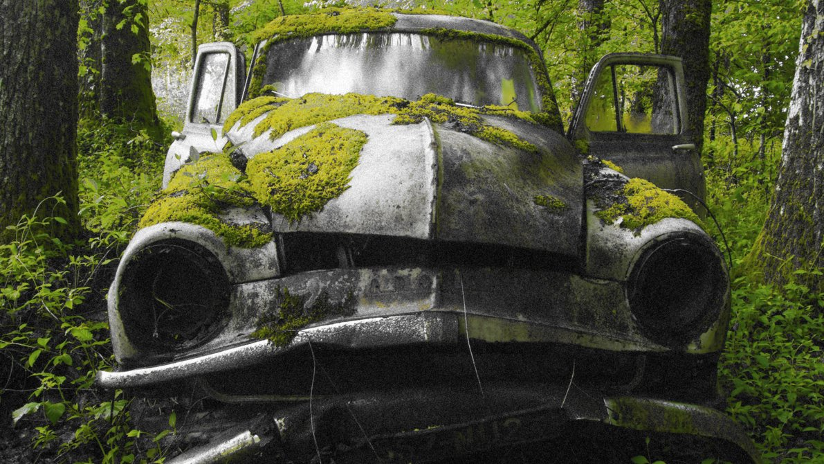rusty_old_car_by_t0nkpils-d4w14it.png (1191×670) - Old Truck PNG HD