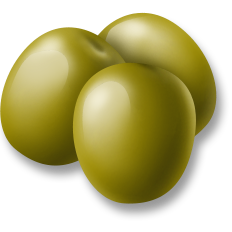 Olive PNG - 26791
