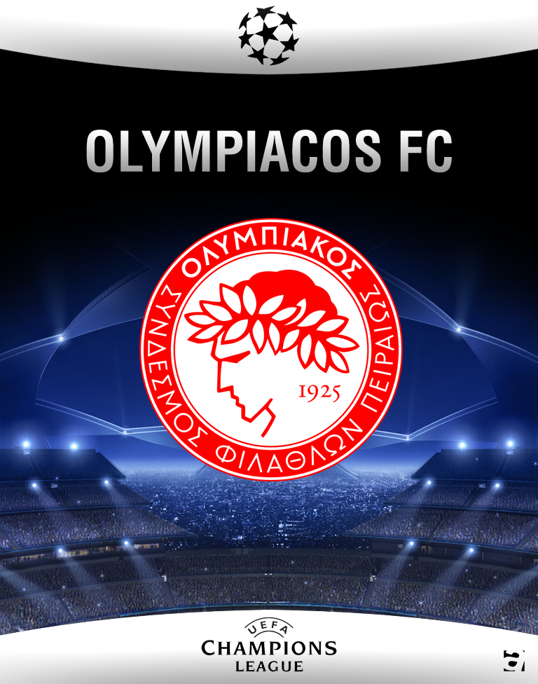 Olympiacos Fc PNG-PlusPNG.com-768 - Olympiacos Fc PNG