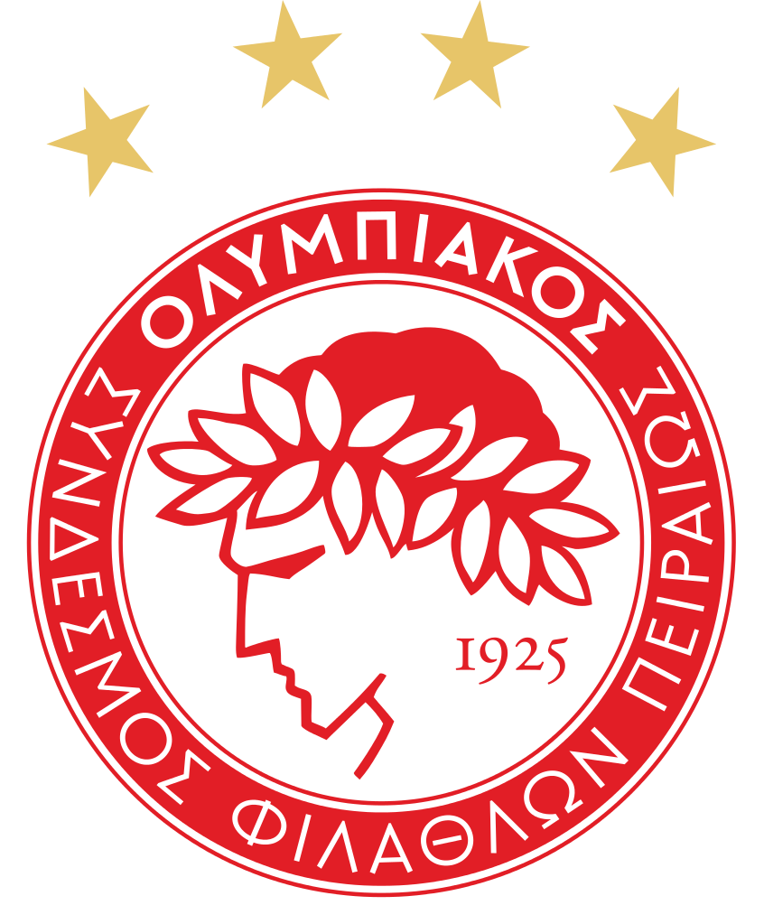 File:Olympiacos FC logo.svg - Olympiacos Fc PNG