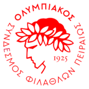 Olympiacos S.F.P.png - Olympiacos Fc PNG