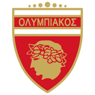 Olympiakos-Piraeus@4.-old-logo.png - Olympiacos Fc PNG