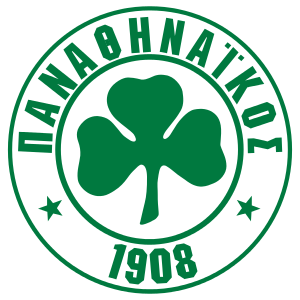Panathinaikos-football-seal.png - Olympiacos Fc PNG