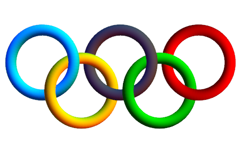 Future Olympics - Olympic PNG