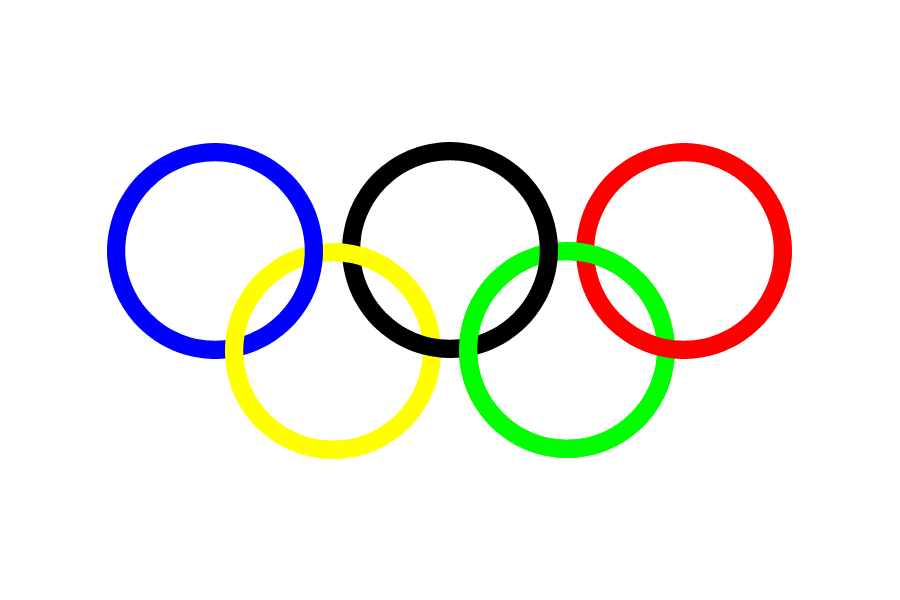 olympic-rings.png - Olympic PNG