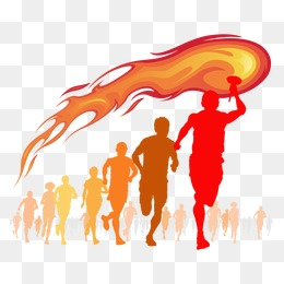 Olympic torch, Olympic Torch, Torch Relay, Olympic PNG and Vector - Olympic PNG
