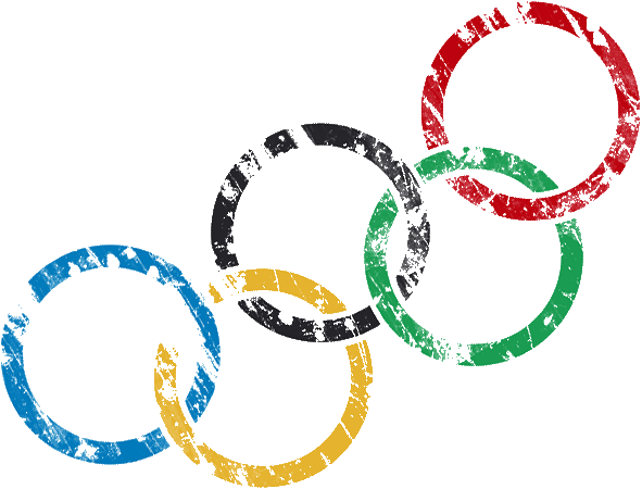 Olympic Rings PNG HD - 130935