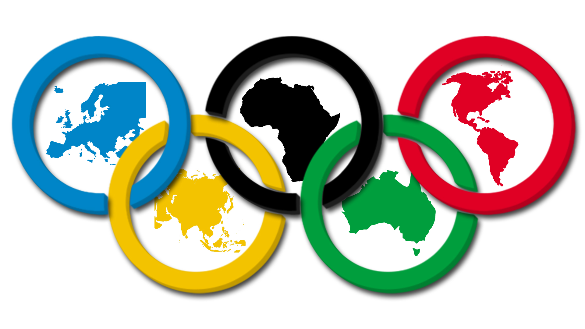 Olympic Rings PNG HD - 130941