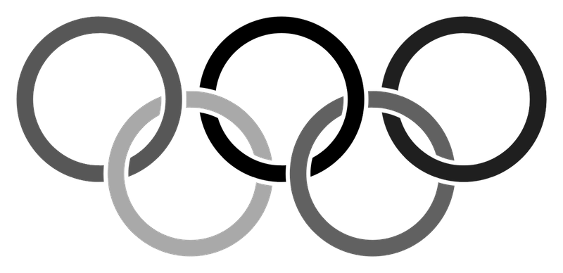Olympic Rings PNG HD - 130934