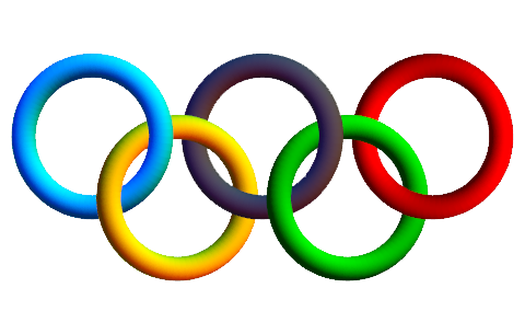 Olympic Rings PNG HD - 130930