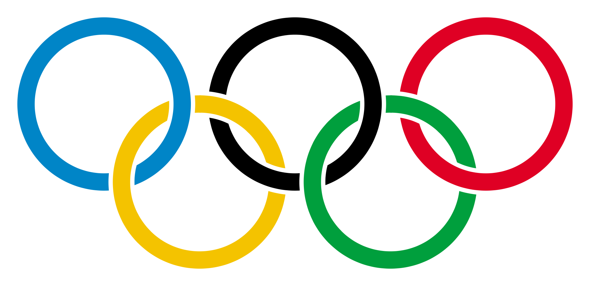 Olympic Rings PNG HD