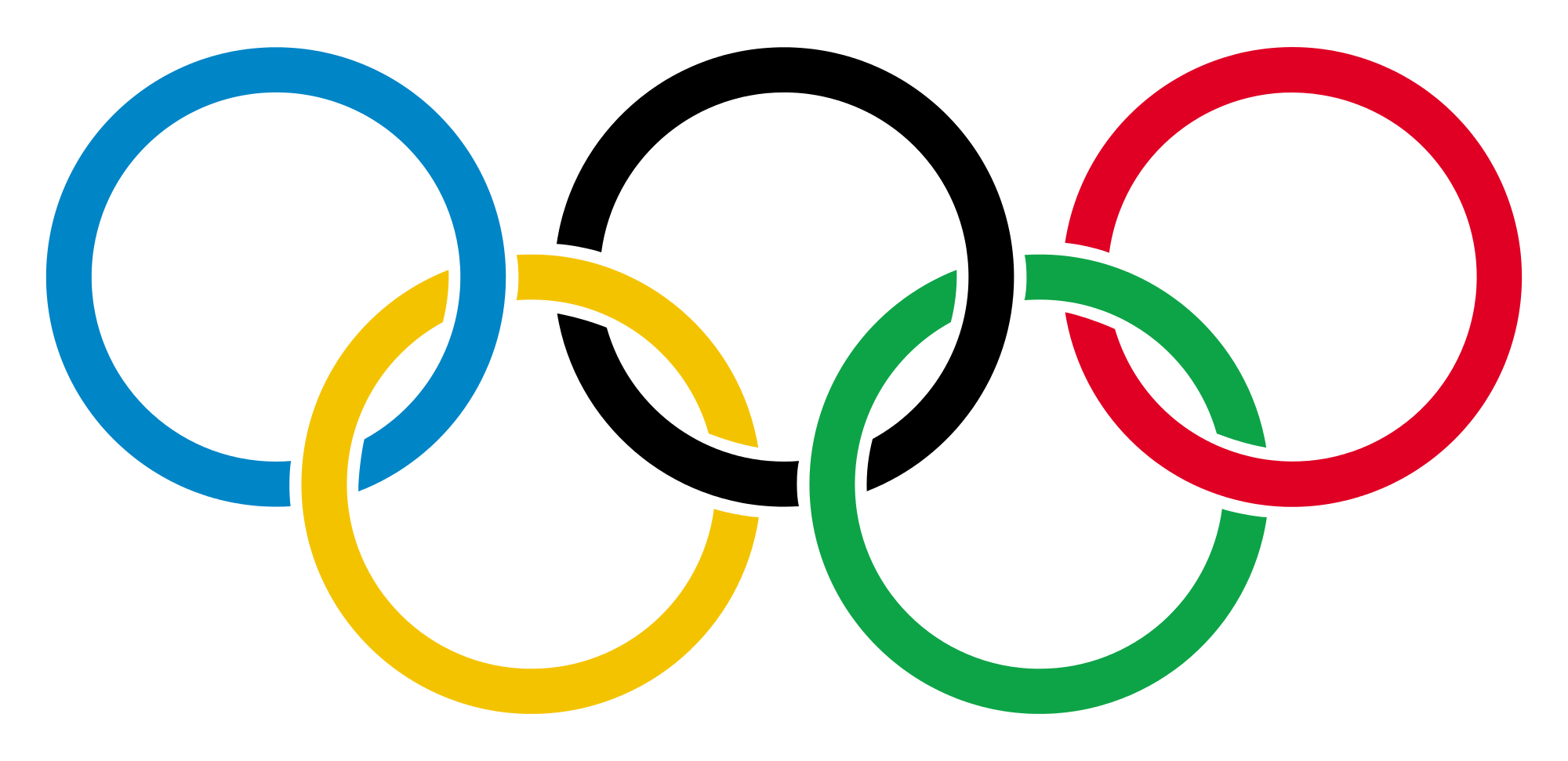 Olympic Rings PNG HD - 130927