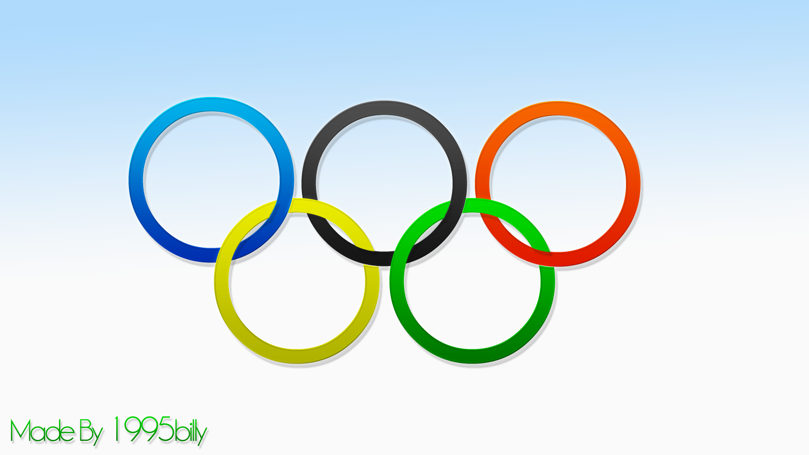 Olympic Rings PNG HD - 130931