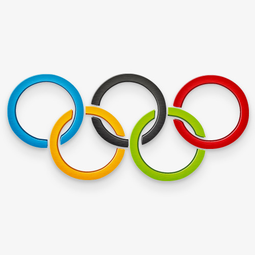 Olympic Rings PNG HD - 130936