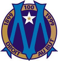 File:Olympique de Marseille logo (100th anniversary).png - Olympique De Marseille PNG