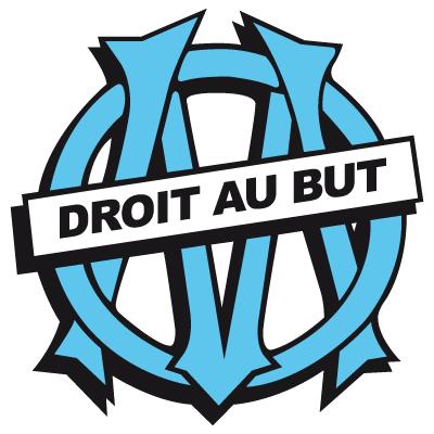 File:Olympique de Marseille logo (1990-1993).png - Olympique De Marseille PNG