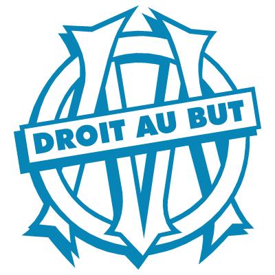 File:Olympique de Marseille logo (1993-1998).png - Olympique De Marseille PNG