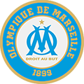 File:Olympique de Marseille logo (introduced 2015).png - Olympique De Marseille PNG