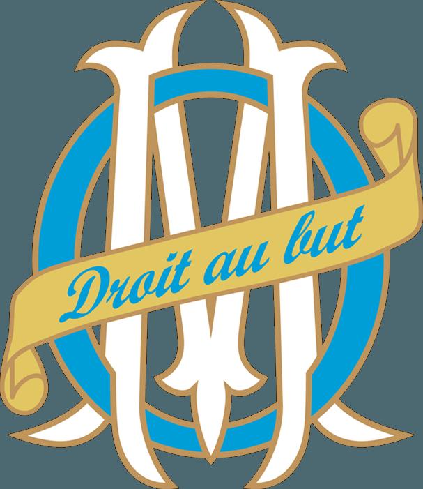Olympique de Marseille logo (110th anniversary).png - Olympique De Marseille PNG