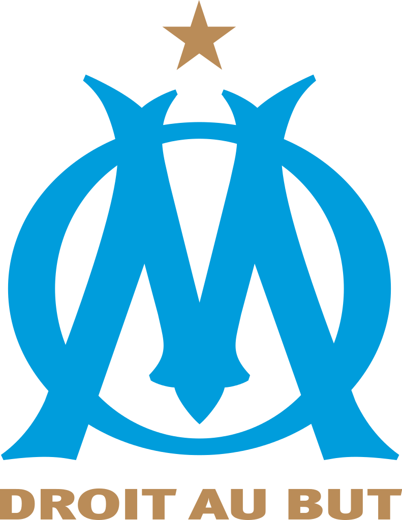 Olympique de Marseille logo.svg.png - Olympique De Marseille PNG