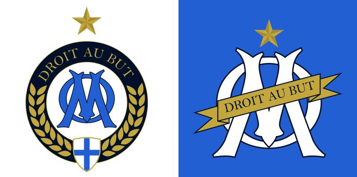 Olympique Marseille Fantasy Crests by SirJohnRafael PlusPng.com  - Olympique De Marseille PNG