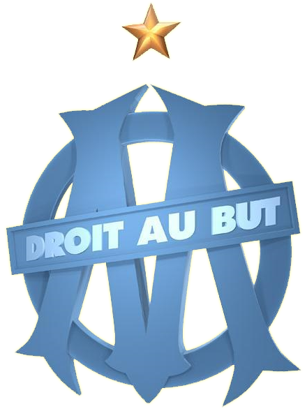 The logo of Olympique de Marseille - Olympique De Marseille PNG
