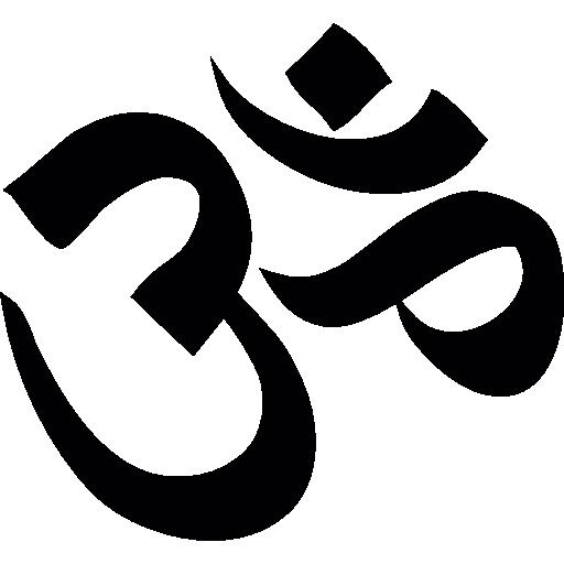 Om symbol free icon