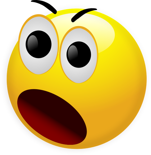 Omg Face PNG - 77260