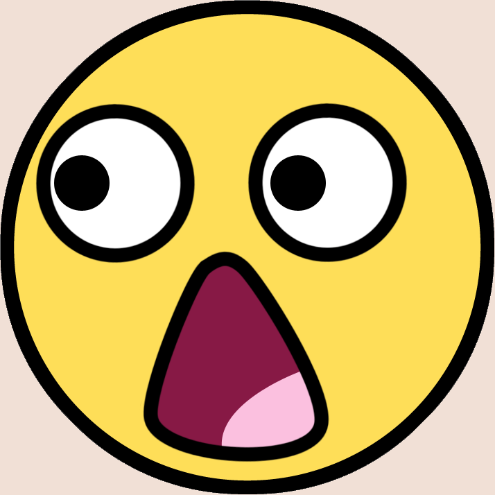 Omg Face PNG - 77258
