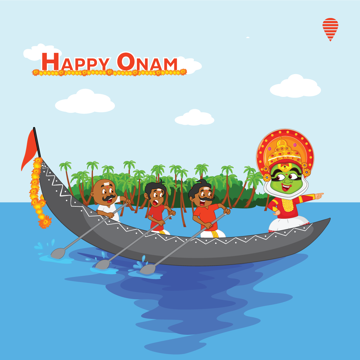 9:47 PM - 13 Sep 2016 - Onam Boat PNG