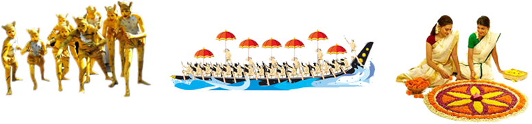 Onam Boat PNG - 77217