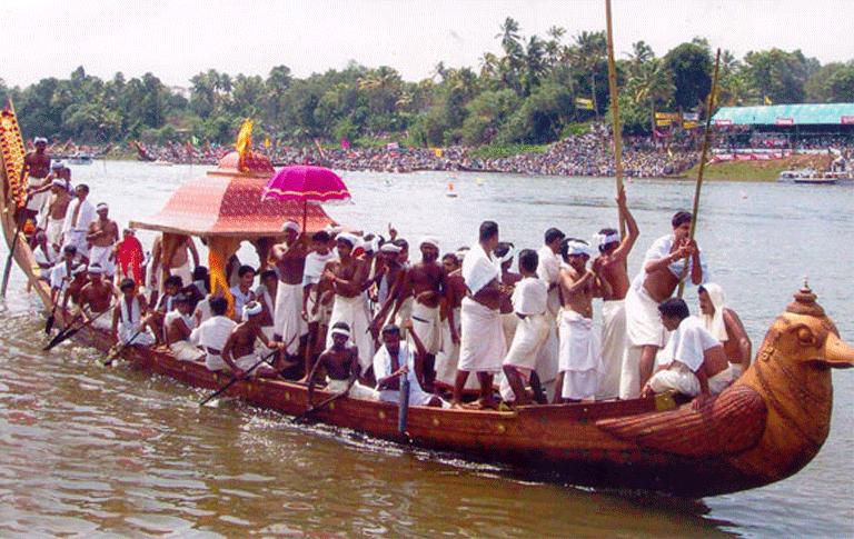 Aranmula Boat Race and Onam celebrations - Onam Festival Boat Race PNG