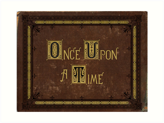 Once Upon A Time Book PNG