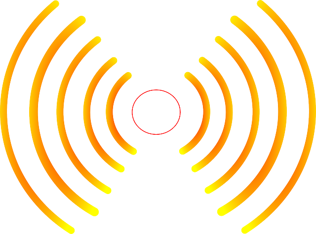 Free vector graphic: Radio, Waves, Yellow, Broadcasting - Free Image on  Pixabay - 297183 - Onde PNG