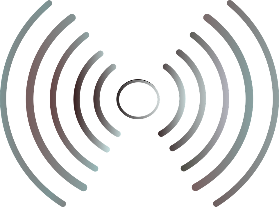 Onde Radio, Wifi, Senza Fili, Segnale, Internet, Radio - Onde PNG
