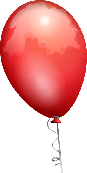One Balloon PNG