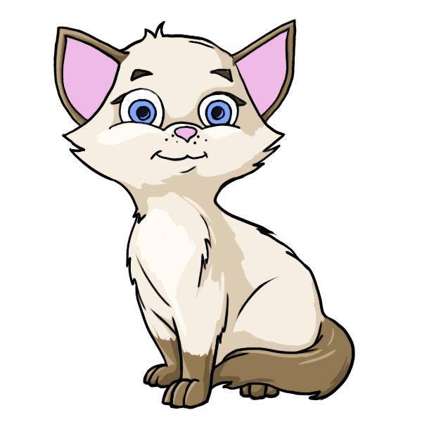 cartcat 1 cartcat2 - One Cat PNG