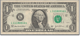 Extensions. - One Dollar Bill PNG