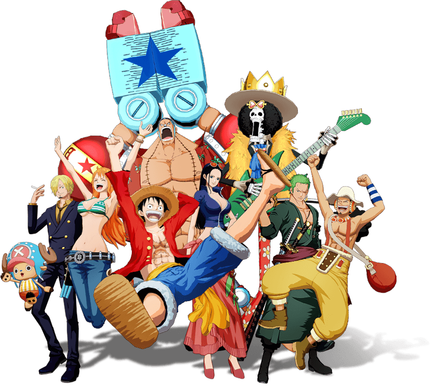 873x786 px - One Piece PNG