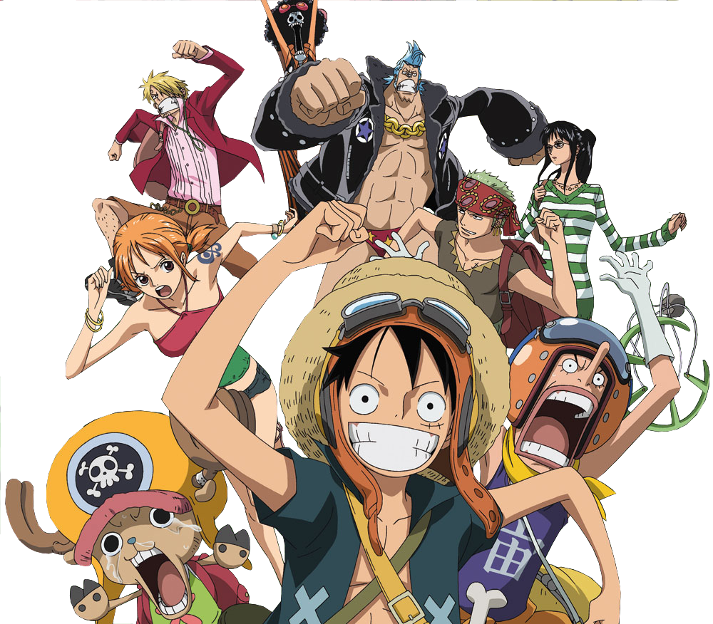 One Piece PNG Transparent One Piece.PNG Images.