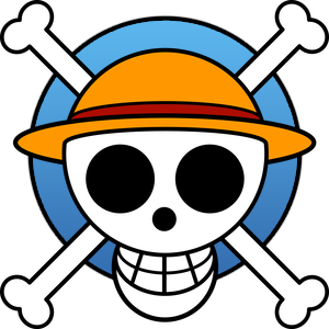 One Piece Logo 75