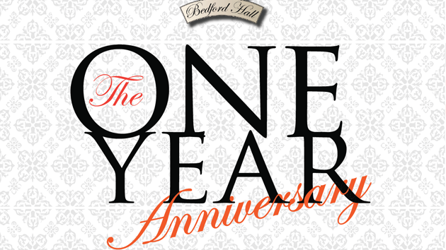 One Year Anniversary PNG - 167888
