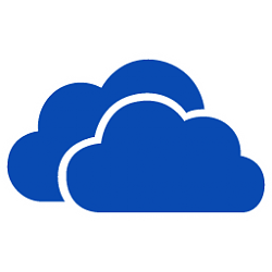 Add Or Remove OneDrive Desktop Icon In Windows 10 - Onedrive Logo Vector PNG