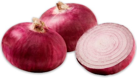 Red Onion PNG HD