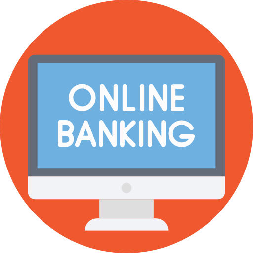 Online banking free icon - Online Banking PNG