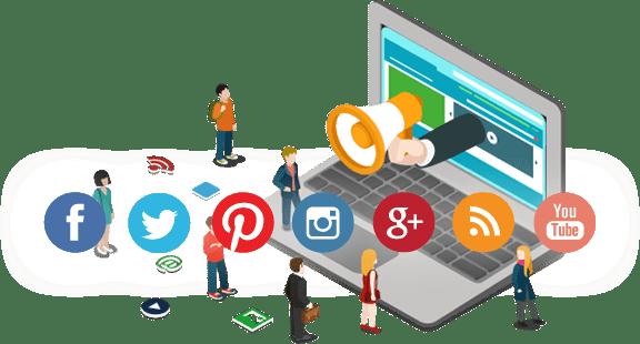 digital marketing - Online Marketing PNG